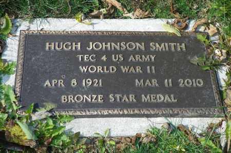 SMITH, HUGH JOHNSON - Champaign County, Ohio | HUGH JOHNSON SMITH - Ohio Gravestone Photos