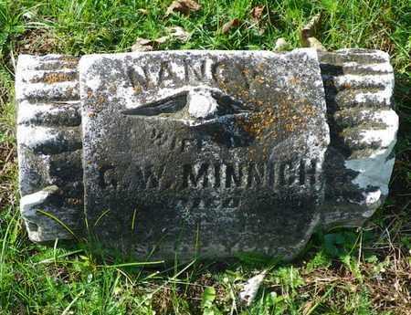 SMITH, NANCY - Champaign County, Ohio | NANCY SMITH - Ohio Gravestone Photos