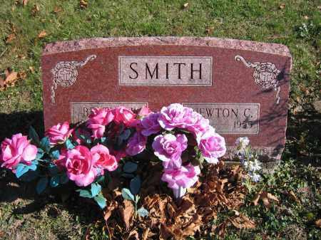 SMITH, NEWTON C. - Champaign County, Ohio | NEWTON C. SMITH - Ohio Gravestone Photos