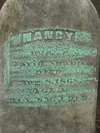 SNAPP, NANCY - Champaign County, Ohio   NANCY SNAPP - Ohio Gravestone Photos