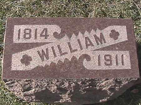 SPEECE, WILLIAM - Champaign County, Ohio   WILLIAM SPEECE - Ohio Gravestone Photos