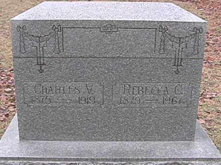SPRAGUE, CHARLES V. - Champaign County, Ohio   CHARLES V. SPRAGUE - Ohio Gravestone Photos