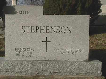 SMITH STEPHENSON, NANCY LOUISE - Champaign County, Ohio | NANCY LOUISE SMITH STEPHENSON - Ohio Gravestone Photos