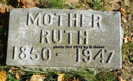 BAKER STEVENS, RUTH - Champaign County, Ohio | RUTH BAKER STEVENS - Ohio Gravestone Photos