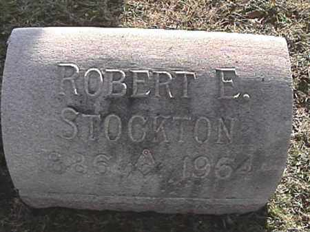 STOCKTON, ROBERT EDWARD - Champaign County, Ohio | ROBERT EDWARD STOCKTON - Ohio Gravestone Photos