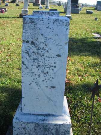 STOKES, JOHN - Champaign County, Ohio   JOHN STOKES - Ohio Gravestone Photos