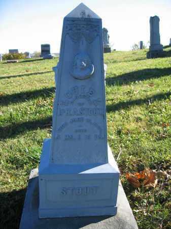 STOUT, LOUIE L. - Champaign County, Ohio   LOUIE L. STOUT - Ohio Gravestone Photos