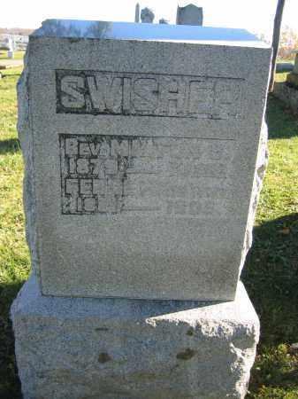 SWISHER, FERNE P. - Champaign County, Ohio   FERNE P. SWISHER - Ohio Gravestone Photos