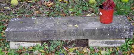 THACKERY, RALPH JH. - Champaign County, Ohio   RALPH JH. THACKERY - Ohio Gravestone Photos