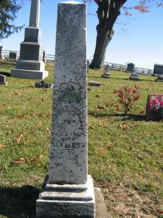UNDERWOOD, E.H. - Champaign County, Ohio   E.H. UNDERWOOD - Ohio Gravestone Photos