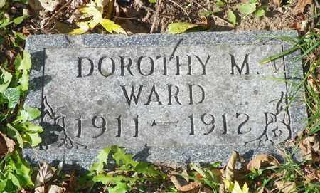 WARD, DOROTHY M. - Champaign County, Ohio | DOROTHY M. WARD - Ohio Gravestone Photos
