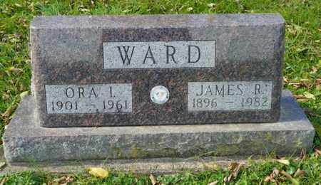 WARD, JAMES R. - Champaign County, Ohio | JAMES R. WARD - Ohio Gravestone Photos
