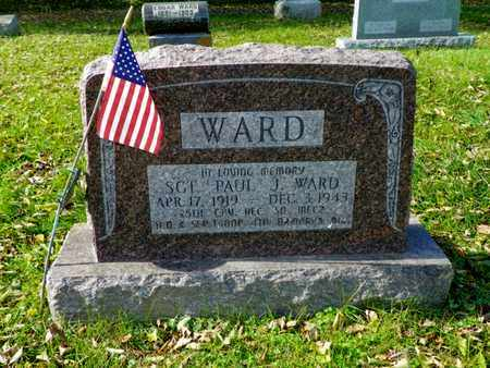WARD, PAUL J. - Champaign County, Ohio | PAUL J. WARD - Ohio Gravestone Photos