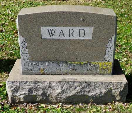 WARD, THOMPSON T. - Champaign County, Ohio | THOMPSON T. WARD - Ohio Gravestone Photos