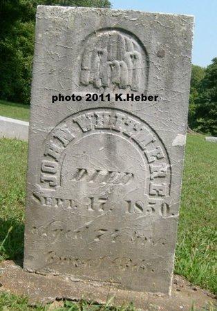 WHITMERE, JOHN - Champaign County, Ohio   JOHN WHITMERE - Ohio Gravestone Photos
