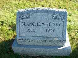 WHITNEY, BLANCHE - Champaign County, Ohio   BLANCHE WHITNEY - Ohio Gravestone Photos