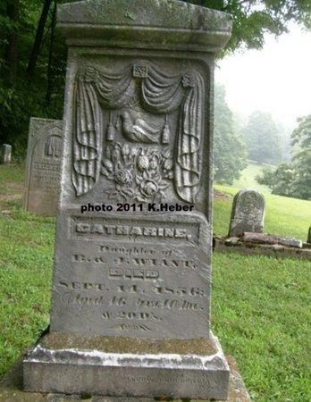 WIANT, CATHARINE - Champaign County, Ohio | CATHARINE WIANT - Ohio Gravestone Photos