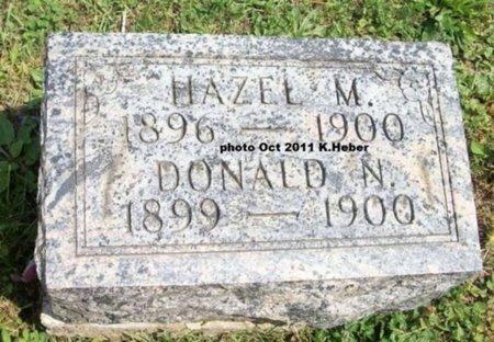 WIANT, DONALD NEFF - Champaign County, Ohio | DONALD NEFF WIANT - Ohio Gravestone Photos