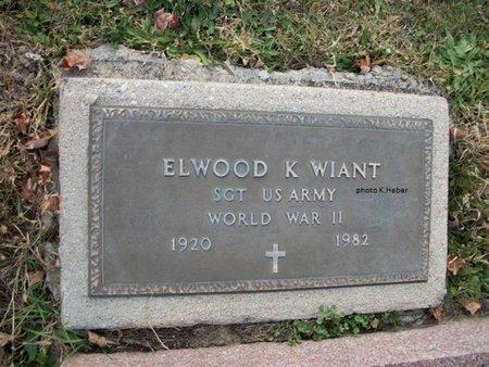 WIANT, ELWOOD KENNETH - Champaign County, Ohio | ELWOOD KENNETH WIANT - Ohio Gravestone Photos