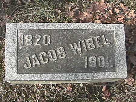WIBEL, JACOB - Champaign County, Ohio | JACOB WIBEL - Ohio Gravestone Photos