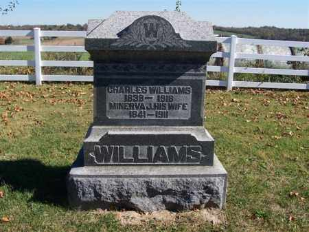 WILLIAMS, CHARLES - Champaign County, Ohio | CHARLES WILLIAMS - Ohio Gravestone Photos