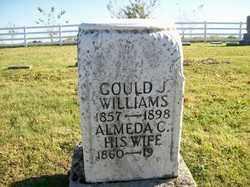 WILLIAMS, GOULD J - Champaign County, Ohio   GOULD J WILLIAMS - Ohio Gravestone Photos