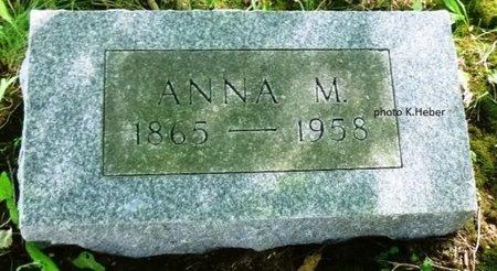 ABBOTT WILSON, ANNA M - Champaign County, Ohio | ANNA M ABBOTT WILSON - Ohio Gravestone Photos