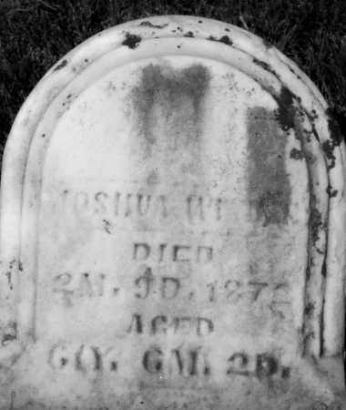 WINDER, JOSHUA - Champaign County, Ohio   JOSHUA WINDER - Ohio Gravestone Photos