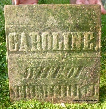 ZERKEL-, CAROLINE - Champaign County, Ohio | CAROLINE ZERKEL- - Ohio Gravestone Photos