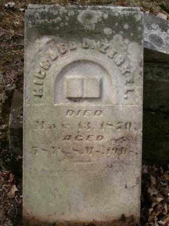ZERKEL, MICHAEL - Champaign County, Ohio | MICHAEL ZERKEL - Ohio Gravestone Photos