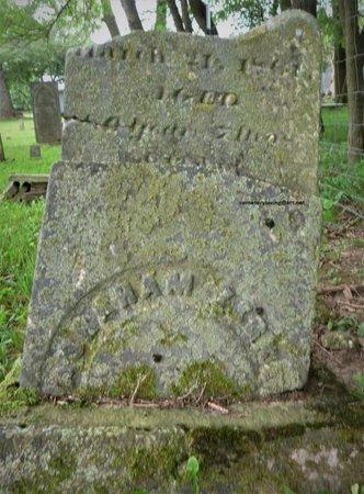 ZERKLE, ABRAHAM - Champaign County, Ohio | ABRAHAM ZERKLE - Ohio Gravestone Photos