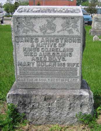 ARMSTRONG, JAMES - Clark County, Ohio | JAMES ARMSTRONG - Ohio Gravestone Photos