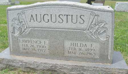 AUGUSTUS, LAWRENCE E. - Clark County, Ohio | LAWRENCE E. AUGUSTUS - Ohio Gravestone Photos