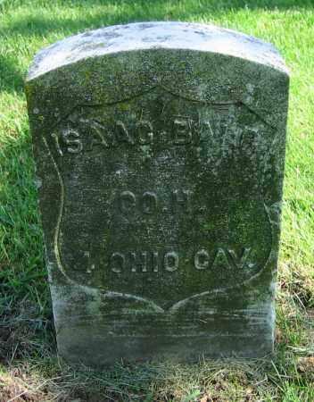 BARR, ISAAC - Clark County, Ohio | ISAAC BARR - Ohio Gravestone Photos