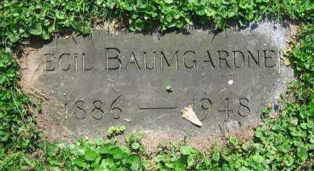 BAUMGARDNER, CECIL - Clark County, Ohio   CECIL BAUMGARDNER - Ohio Gravestone Photos