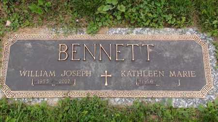 LEARY BENNETT, KATHLEEN - Clark County, Ohio   KATHLEEN LEARY BENNETT - Ohio Gravestone Photos