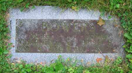BOWERS, CHARLES Z. - Clark County, Ohio | CHARLES Z. BOWERS - Ohio Gravestone Photos