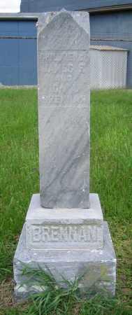BRENNAN, CHILDREN - Clark County, Ohio | CHILDREN BRENNAN - Ohio Gravestone Photos
