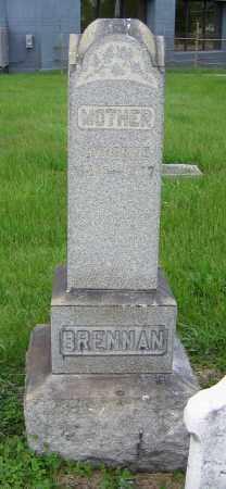 BRENNAN, CATHERINE - Clark County, Ohio | CATHERINE BRENNAN - Ohio Gravestone Photos