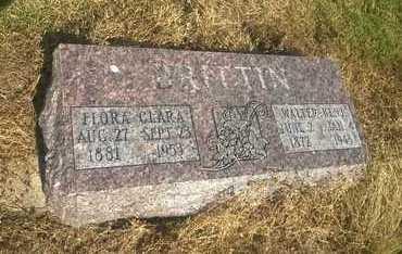 KISKER BRITTIN, FLORA CLARA - Clark County, Ohio | FLORA CLARA KISKER BRITTIN - Ohio Gravestone Photos