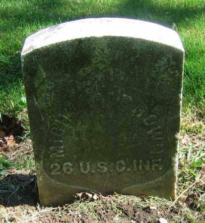 BROWN, MICH'L. B. - Clark County, Ohio | MICH'L. B. BROWN - Ohio Gravestone Photos