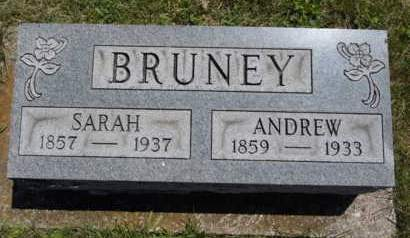 BRUNEY, ANDREW - Clark County, Ohio | ANDREW BRUNEY - Ohio Gravestone Photos
