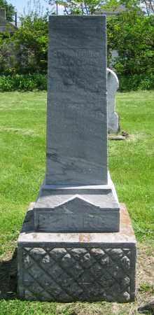 BURKE, ELLEN - Clark County, Ohio   ELLEN BURKE - Ohio Gravestone Photos
