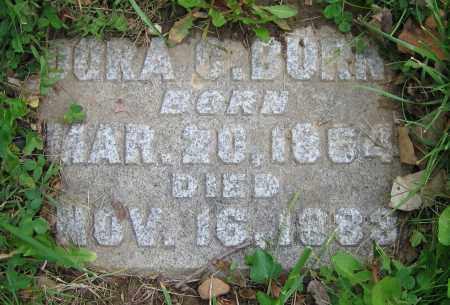 BURNS, DORA C. - Clark County, Ohio | DORA C. BURNS - Ohio Gravestone Photos