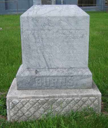 BURNS, PATRICK J. - Clark County, Ohio | PATRICK J. BURNS - Ohio Gravestone Photos