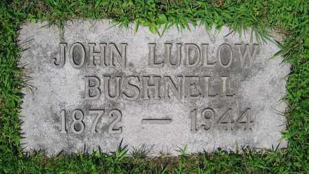 BUSHNELL, JOHN LUDLOW - Clark County, Ohio | JOHN LUDLOW BUSHNELL - Ohio Gravestone Photos