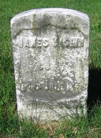 CASHIN, JAMES - Clark County, Ohio | JAMES CASHIN - Ohio Gravestone Photos