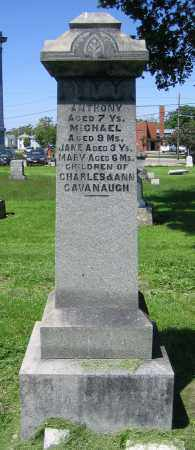 CAVANAUGH, MARY - Clark County, Ohio | MARY CAVANAUGH - Ohio Gravestone Photos