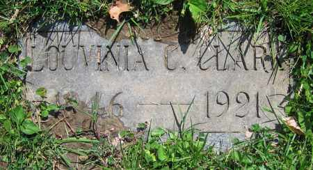 CLARK, LOUVINIA C. - Clark County, Ohio | LOUVINIA C. CLARK - Ohio Gravestone Photos