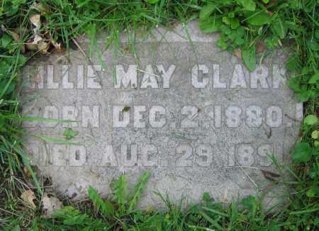 CLARK, LILLIE MAY - Clark County, Ohio | LILLIE MAY CLARK - Ohio Gravestone Photos